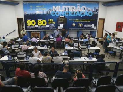 Plantão do IPTU atendeu mais de 1,6 mil contribuintes no final de semana