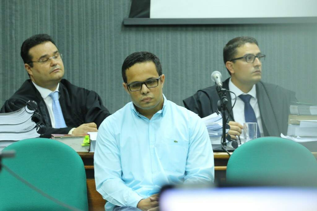 Defesa afirma estar convicta que o caso foi legítima defesa (Foto: André Bittar)