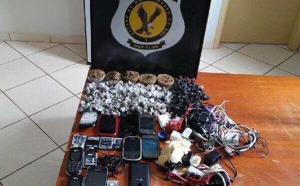 Agepen promete que operações do tipo continuarão em todo o estado (Foto: Divulgação/Agepen)