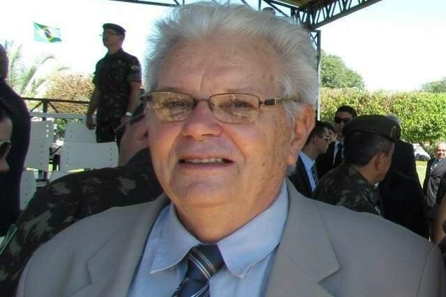 Hildebrando tratava de um câncer há dois anos e morreu de AVC em novembro.