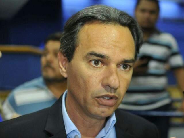 Prefeito diz acreditar no poder da boa e velha negociação. (Foto: Alcides Neto)