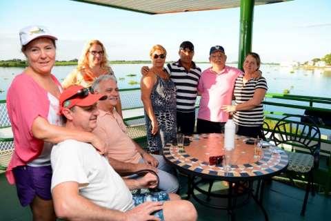 Perfil muda e casais representam 40% da procura por turismo de pesca