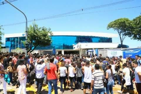 Segunda fase do Enem acontece amanhã e domingo; 488 pessoas participam em MS