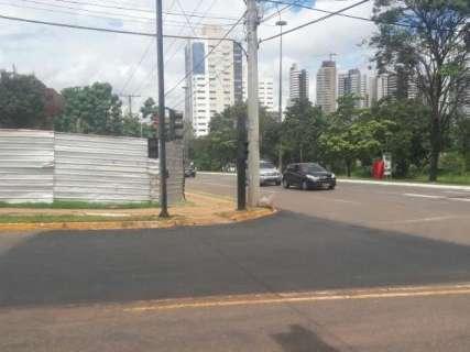 """Pontos mais críticos do asfalto recebem """"tapa-buraco especial"""""""