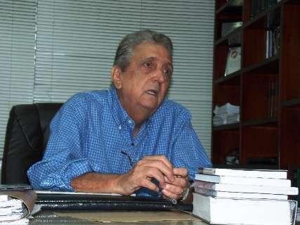 Tio do prefeito, Ricardo Trad segue internado no Proncor há uma semana