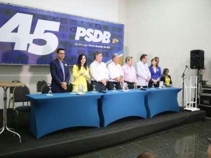 Janela fortalece PSDB, mas foco agora é na gestão, diz Reinaldo sobre filiações