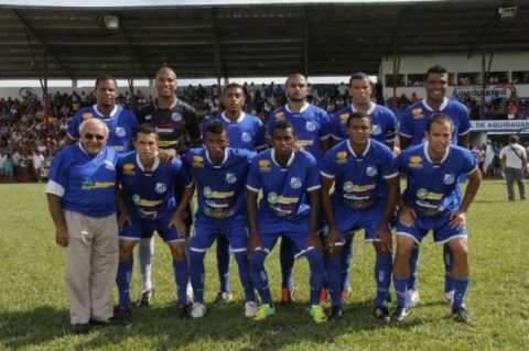 Embalado no Estadual, Aquidauanense está pronto para estreia na Copa do Brasil