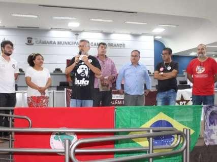 PT vai aproveitar posse de diretoria para comemorar decisão do STF