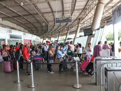 De amanhã até dia 2, rodoviária da Capital recebe 46 mil passageiros