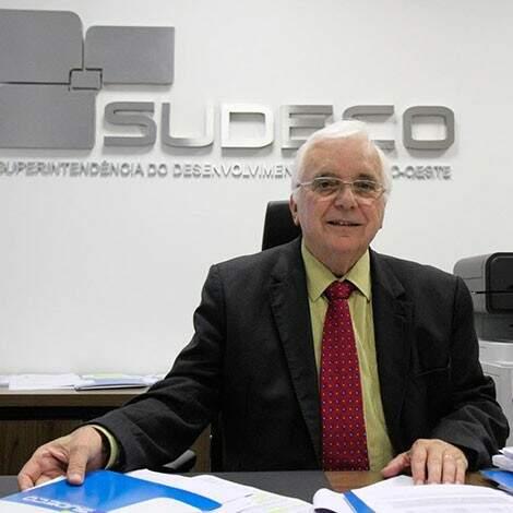 Superintendente da Sudeco, o ex-deputado federal Antonio Carlos Nantes de Oliveira (Foto: Arquivo)