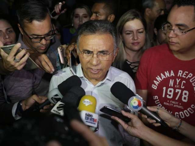Reinaldo cita apoio de Bolsonaro e Odilon fala sobre qualidades