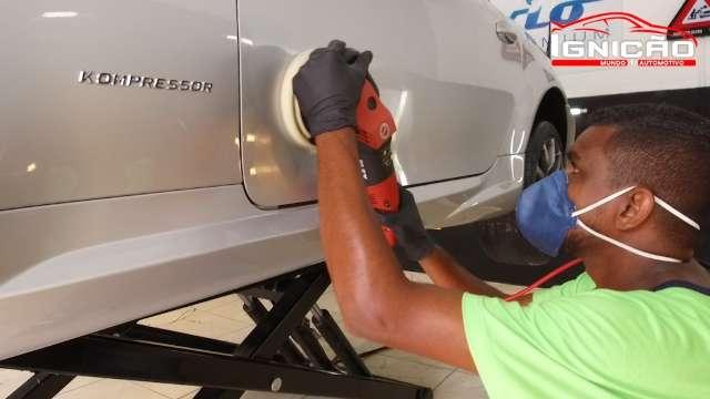 """VITRIFICAÇÃO: """"O que fazer para dar aquele trato na pintura do seu carro."""""""