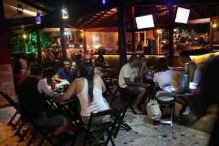 O Barrica abre de segunda a sábado, a partir das 17h, na esquina da Dom Aquino com a José Antônio.