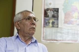 Brígido disse que até hoje não viu justiça contra a perseguição que sofreu (Foto: Cleber Gellio)