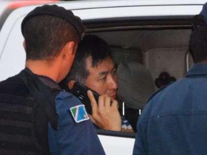 Juiz manda 'Coreia' colocar tornozeleira por seis meses e voltar às ruas