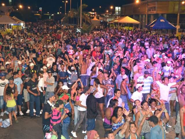 Em enquete 79,77% querem extinção do Carnaval popular. (Foto: Fernando da Mata)