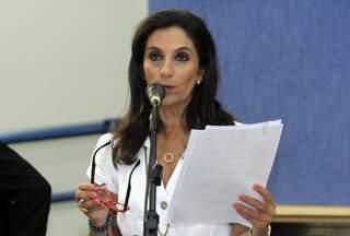 Carla Stephanini apresentou o requerimento (Foto: Divulgação/Câmara)