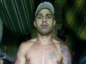 Edhen Araujo Silva, de 34 anos, marido de Elisangela. (Foto: Reprodução/ Facebook)