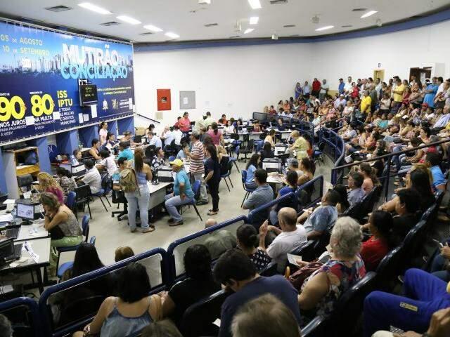Prazo foi prorrogado até dia 10 de fevereiro (Foto: Marcos Ermínio)