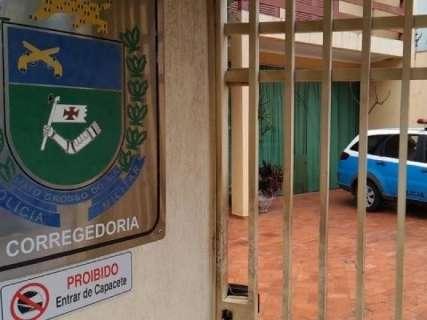 Oficiais presos na operação Oiketicus prestam depoimento por 3 horas