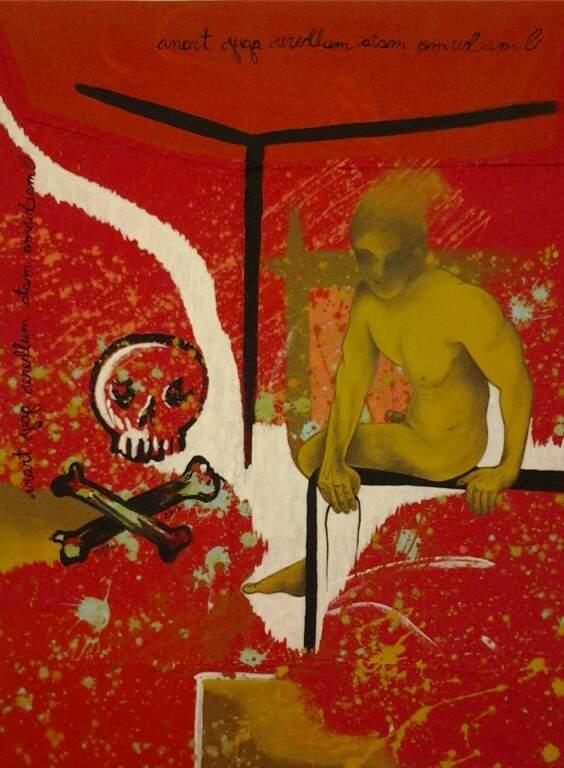 Obras procuram explorar a estética do corpo masculino para realizar crítica às violências (Reprodução/atelier)