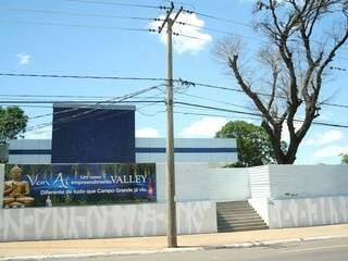 A nova Valley fica na avenida Afonso Pena, 6.044. (Foto: Marcos Ermínio)