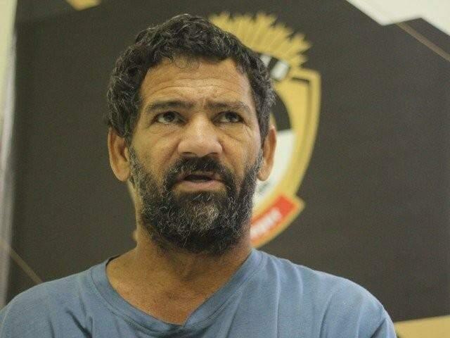 Na delegacia, Nando confessou as morte, mas na justiça negou os crimes (Foto: Arquivo)