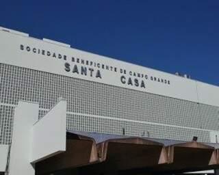 Pacientes foram tratados no setor de oncologia da Santa Casa (foto: Divulgação)