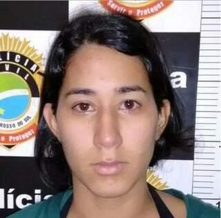 Daiane tem contra si diversas boletins de ocorrência por ameaça e a agressão. (Foto: Divulgação)