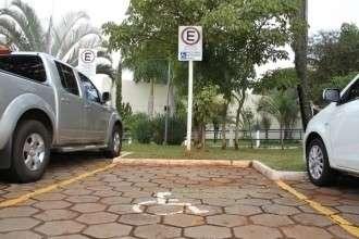 Sistema lançado hoje vai facilitar acesso a estacionamento de vagas especiais