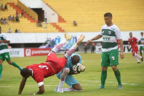 Comercial vence Novo por 2 a 1 na abertura do Campeonato Estadual
