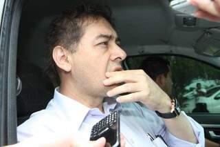 """Prefeito diz que está """"a vontade"""" para depor na segunda-feira (Foto: Cleber Gellio)"""