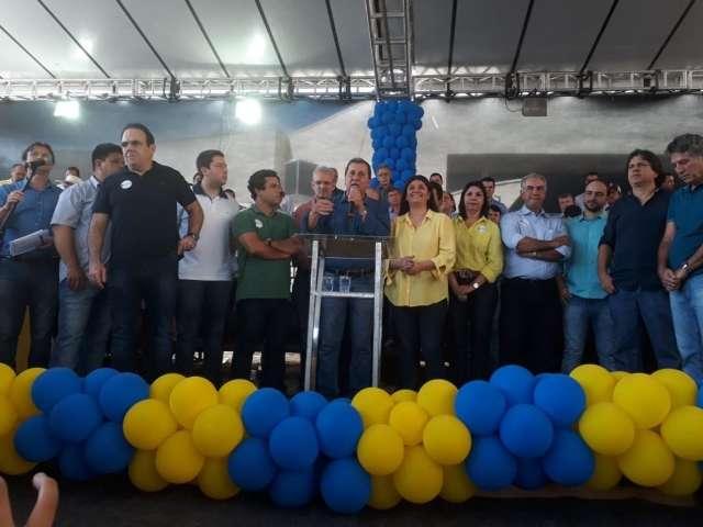 Em eleição do PSDB, lideranças destacam união para pleito de 2020