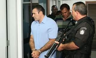 Guarda municipal e segurança são acusados de participar da execução de Paulo Magalhães (Foto: Marcos Ermínio)