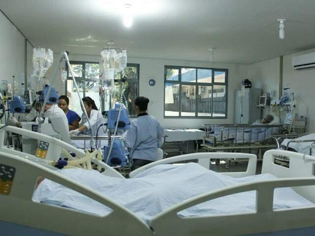 Hospital da Vida, onde é feita a captação dos órgãos (Foto: Divulgação)