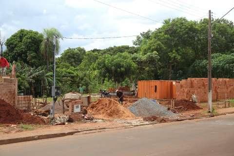 Custo da construção civil tem queda em MS pelo segundo mês consecutivo