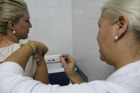 Secretaria de Saúde  prorroga campanha de vacinação contra à gripe