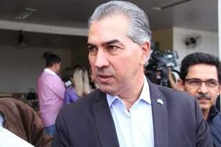 Governador espera concluir obra em 8 meses. (Foto: Marcos Ermínio)