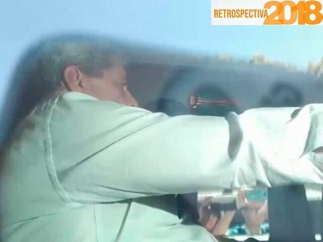 Ex-governador André Puccinelli foi preso no dia 20 de julho (Foto: Arquivo/Campo Grande News)