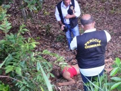 Desaparecida há dois dias, jovem é encontrada morta às margens da MS-427