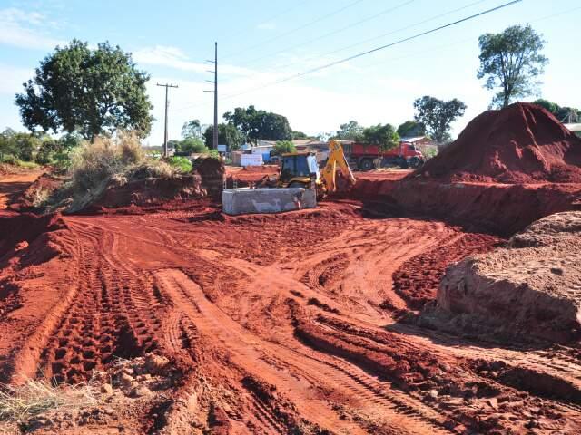 De acordo com a prefeitura, a expectativa é concluir esta etapa do serviço em 10 dias. (Foto: Arquivo/João Garrigó)