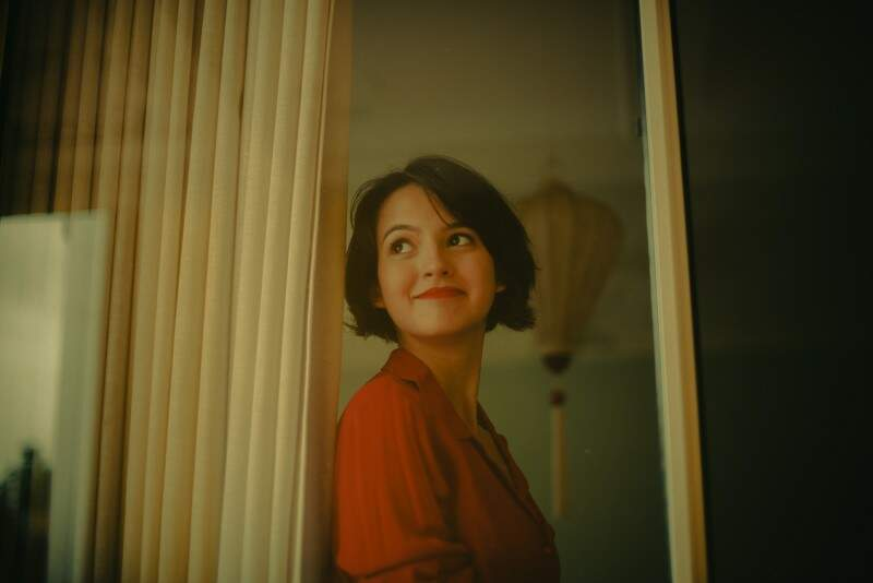 A partir de agora, quando O fabuloso destino de Amélie Poulain entrar em cena, o filme vai ter um novo significado para Mariana. (Foto: Sarah Outeiro)