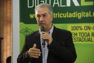 Governador cumpre agenda em Brasília, para discutir investimentos no setor de ferrovias (Foto: Marcos Ermínio)
