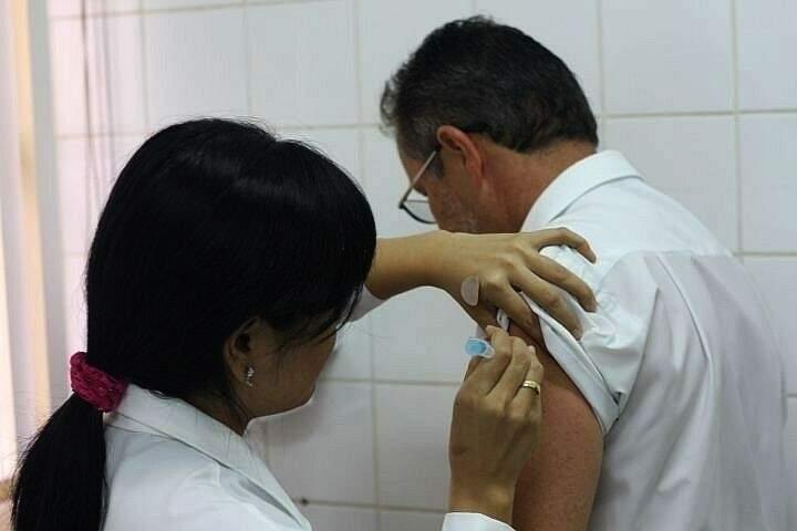 Vacinação termina em dois dias e meta ainda não foi atingida. (Foto:Divulgação)
