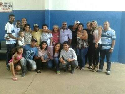 Família toda reunida (Mariana Lopes)
