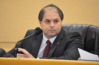 Vereador Mario César acredita que a comissão processante seja votada no inicio da próxima semana (Foto - Marcelo Calazans)