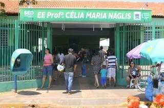 Eleitores podem fazer denúncias de crimes eleitorais neste dia de votação (Foto: Alcides Neto)
