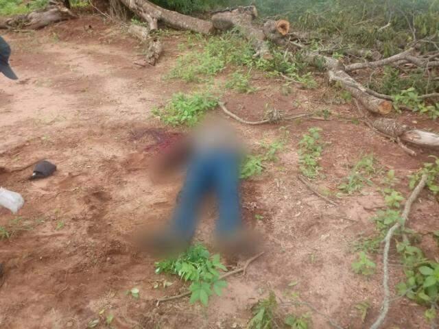 Pistoleiro acabou morto pelo suposto alvo do atentado. (Foto: Divulgação/ Polícia Civil)