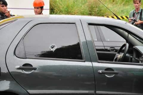 Motorista de carro onde homem foi morto também tem ligação com jogatina