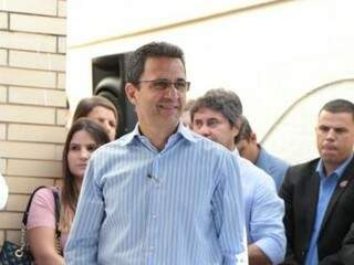 Luis Fernando ficará na Sedesc. (Foto: Fernando Antunes)